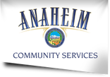 City of Anaheim Community Services  is a Anaheim Hills Business